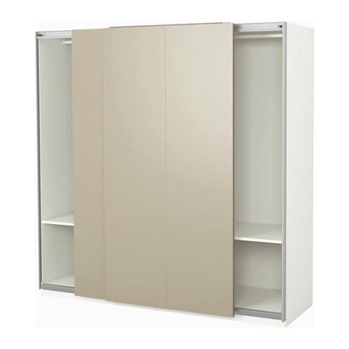 pax kleiderschrank 200x66x201 cm ikea. Black Bedroom Furniture Sets. Home Design Ideas