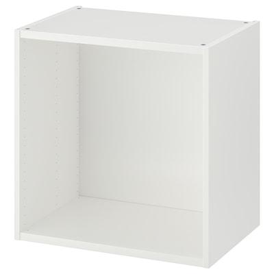 PLATSA Korpus, weiß, 60x40x60 cm