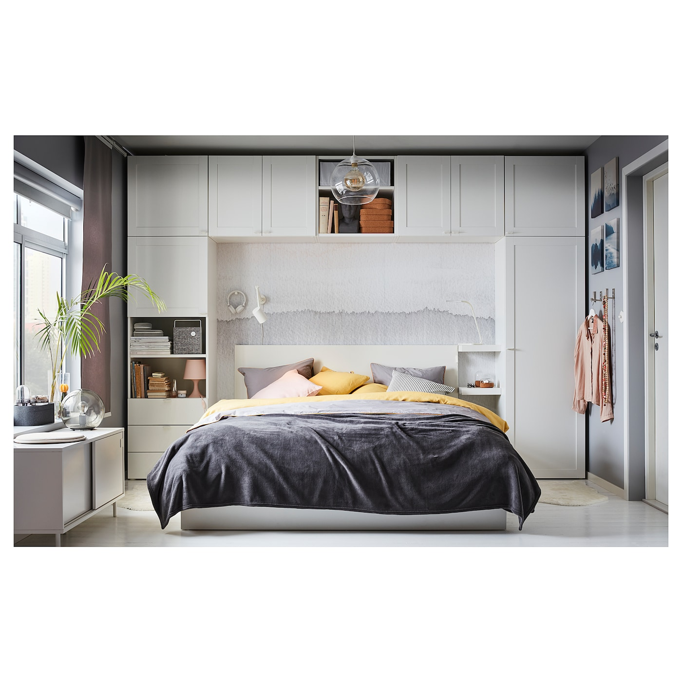 Platsa Kleiderschrank Weiss Fonnes Sannidal Auf Die Einkaufsliste Ikea Osterreich