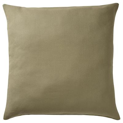 PRAKTSALVIA Kissenbezug, hell graugrün, 50x50 cm