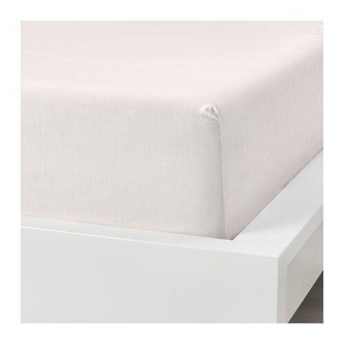 puderviva spannbettlaken 160x200 cm ikea. Black Bedroom Furniture Sets. Home Design Ideas