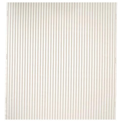 RADGRÄS Meterware weiß/beige gestreift 230 g/m² 150 cm