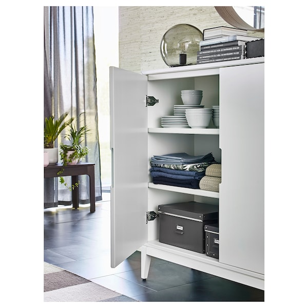 REGISSÖR Vitrine weiß IKEA Österreich | Glasschranktüren