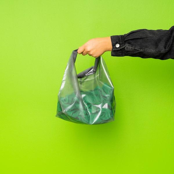RENSARE Tasche, wasserdicht, 16x12x24 cm/2.5 l