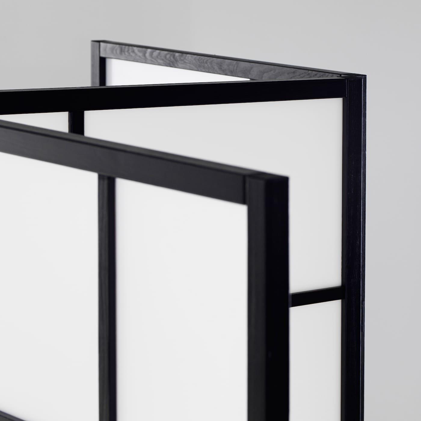 Risor Raumteiler Praktischer Paravent Mit Massivholz Rahmen