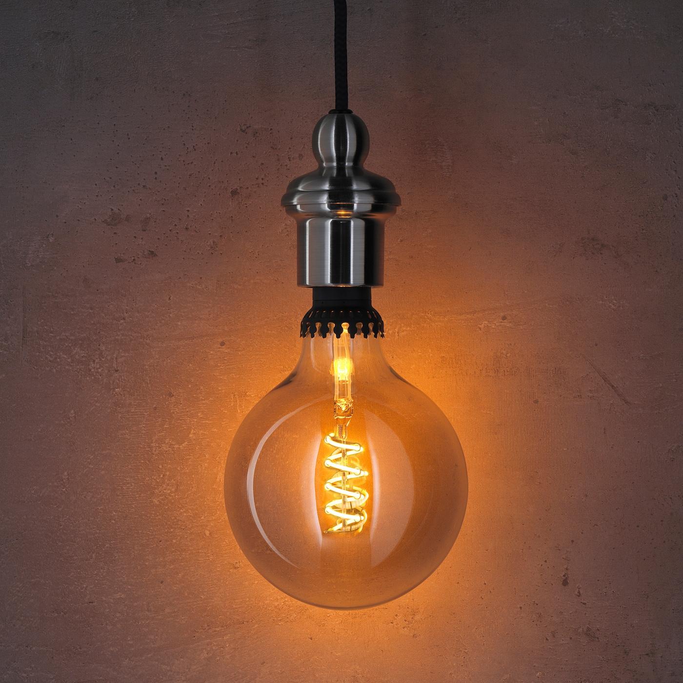 große retro led lampen
