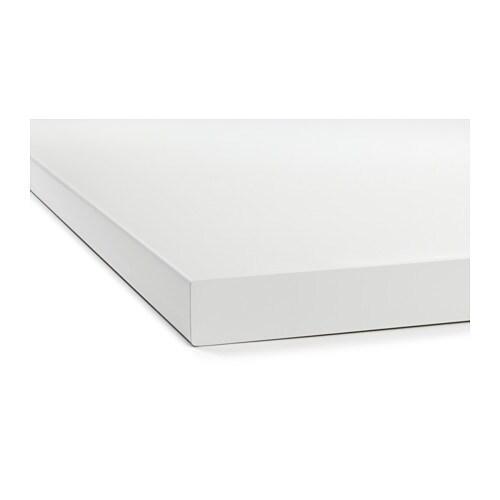 Arbeitsplatte weiß  SÄLJAN Arbeitsplatte - weiß, 246x3.8 cm - IKEA