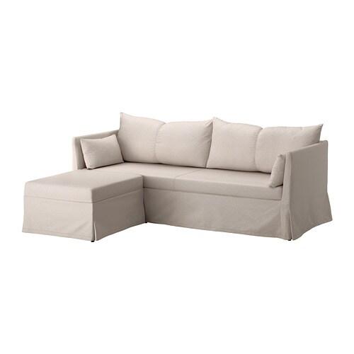 sandbacken ecksofa 3 sitzig lofallet beige ikea. Black Bedroom Furniture Sets. Home Design Ideas