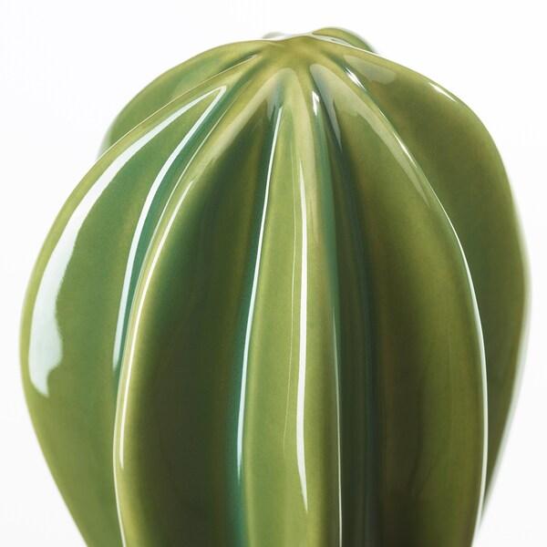 SJÄLSLIGT Dekoration 3er-Set grün