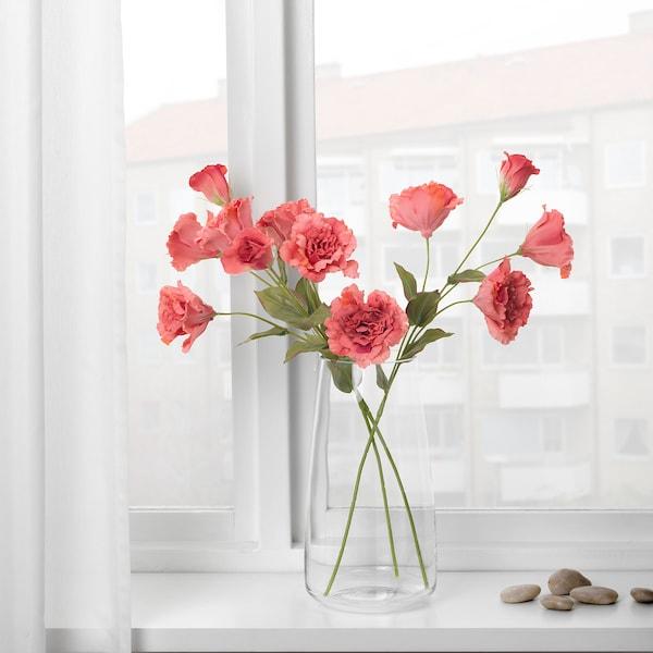 SMYCKA Kunstblume, Japanrose/dunkelrosa, 60 cm