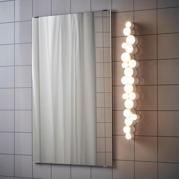 SÖDERSVIK Wandleuchte, LED weißglänzend IKEA Österreich