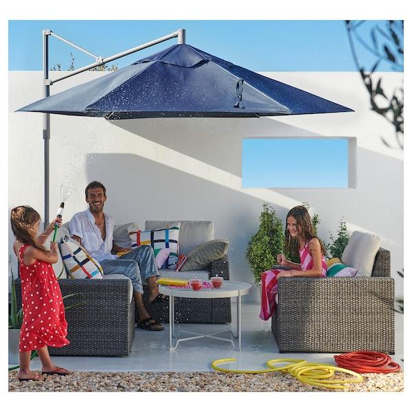 IKEA SOLLERÖN Modulecksofa 3-sitzig/außen