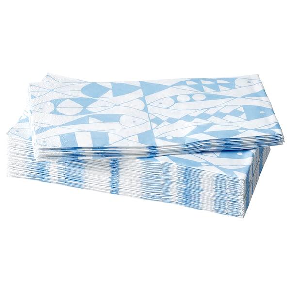 SOMMARDRÖM Papierserviette, 38x38 cm