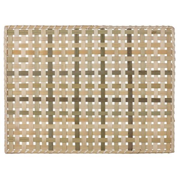 SOMMARDRÖM Tischset, Bambus, 40x30 cm