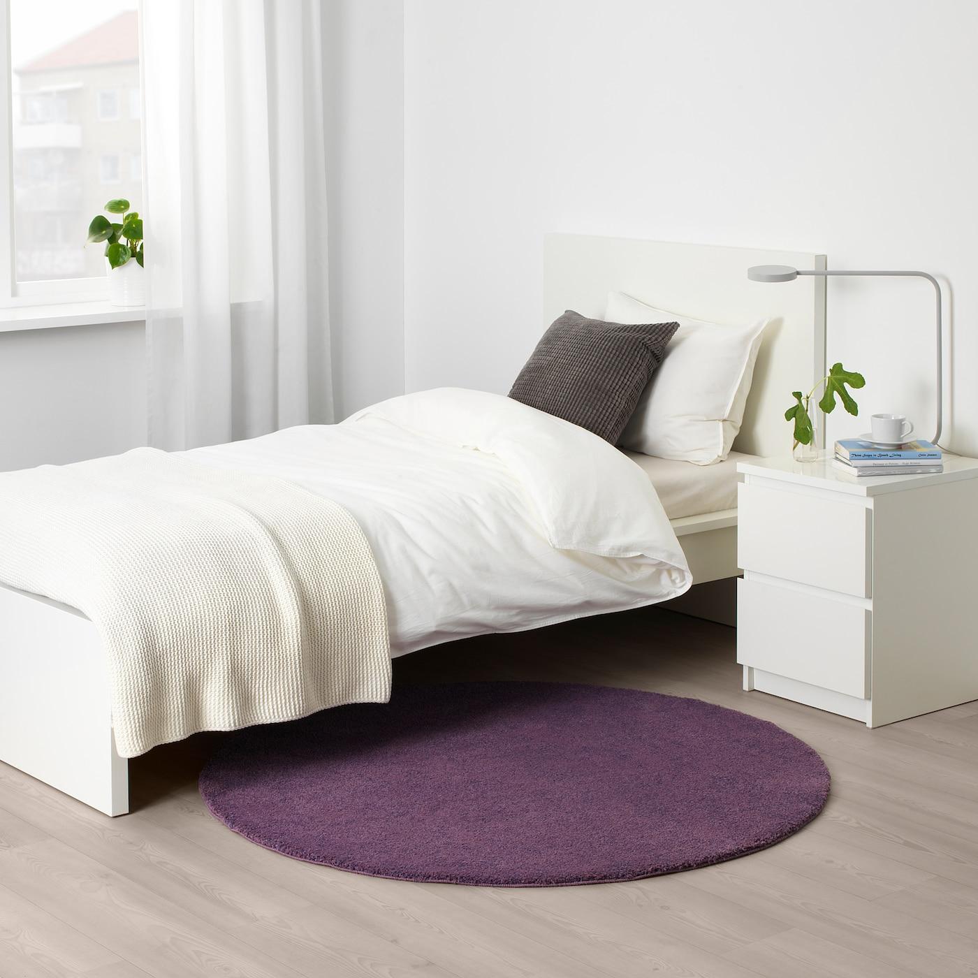 Stoense Teppich Kurzflor Lila Heute Noch Kaufen Ikea Osterreich