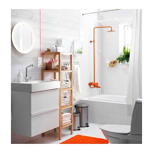 Spiegel mit beleuchtung ikea  STORJORM Spiegel mit Beleuchtung - IKEA