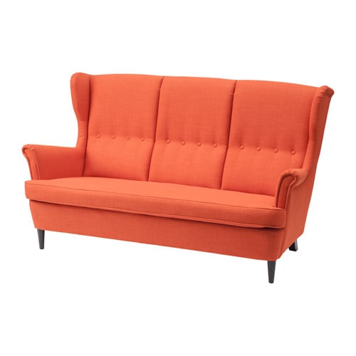 ikea sofa reviews strandmon 3er sofa skiftebo orange ikea welches schlafsofa von ikea jetzt. Black Bedroom Furniture Sets. Home Design Ideas