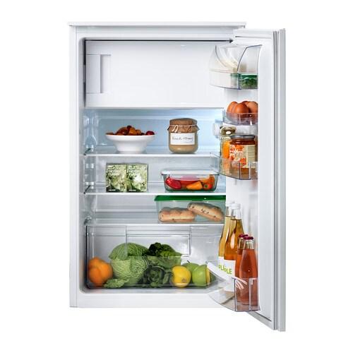 SVALKAS Einbaukühlschrank mit Gefrierfach - IKEA