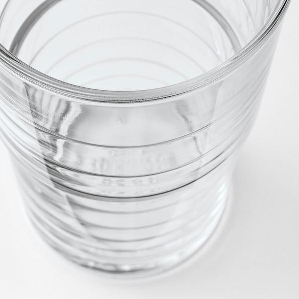 SVEPA Glas, Klarglas, 31 cl