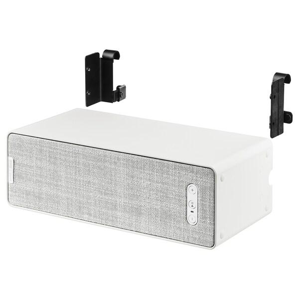 SYMFONISK Regal Speaker mit Haken weiß IKEA Österreich