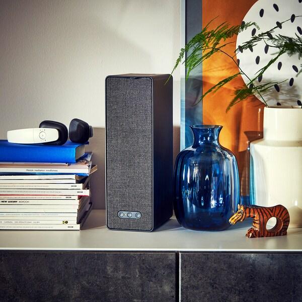 SYMFONISK Regal WiFi Speaker schwarz IKEA Österreich