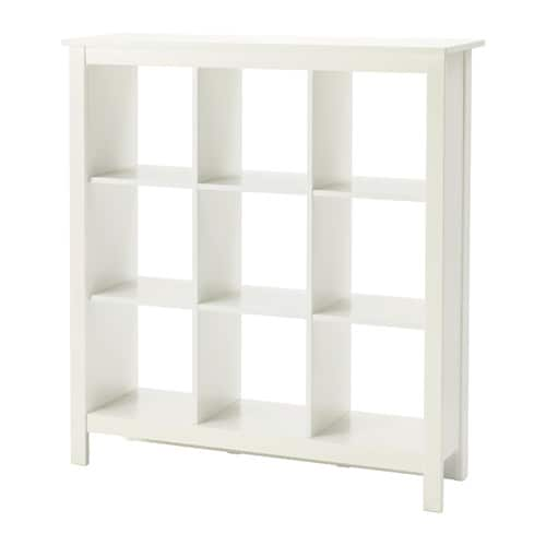 wohnzimmer regal ikea:IKEA White Shelving Units