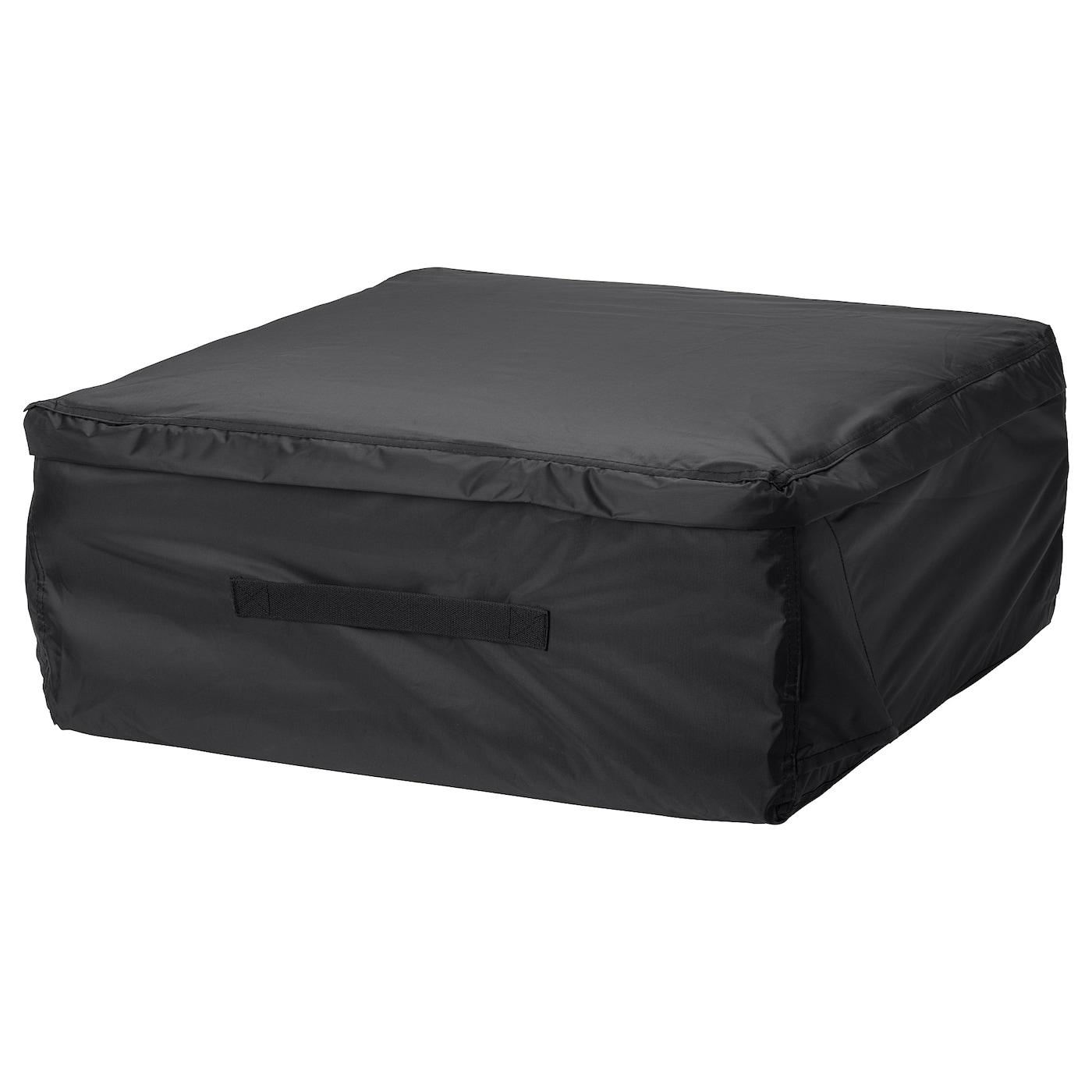 TOSTERÖ Tasche für Kissen - schwarz - IKEA