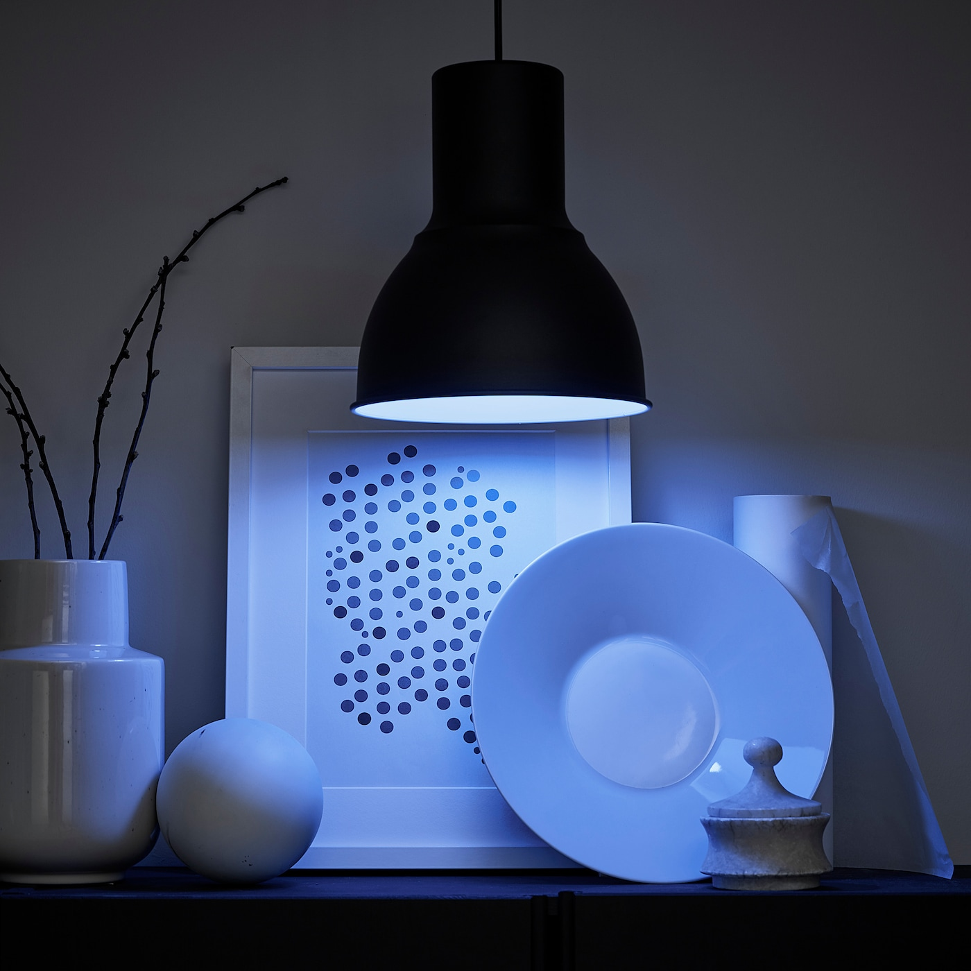 Tradfri Led Leuchtmittel E27 600 Lm Kabellos Dimmbar Farb Und Weissspektrum Rund Opalweiss Ikea Osterreich