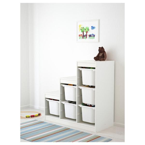 TROFAST Spielzeugaufbewahrungsserie IKEA Österreich