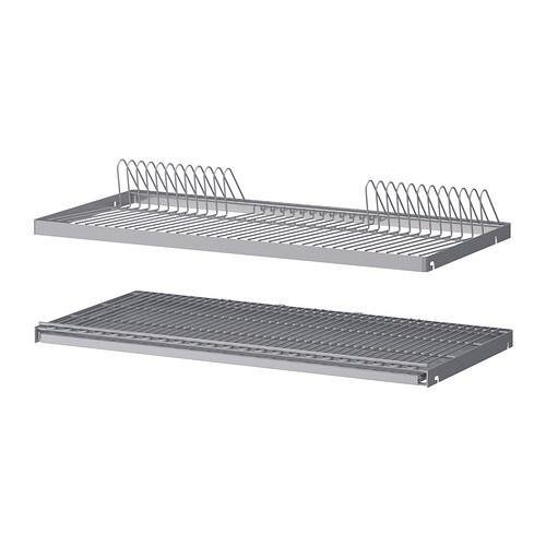 Ikea Drawers For Kitchen Cabinets ~ UTRUSTA Abtropfgestell für Wandschrank > Inklusive 25 Jahre Garantie