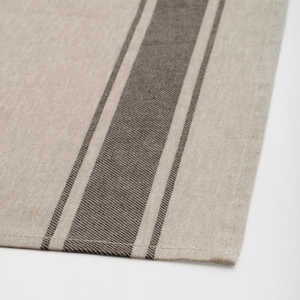 VARDAGEN Tischdecke, beige, 145x240 cm