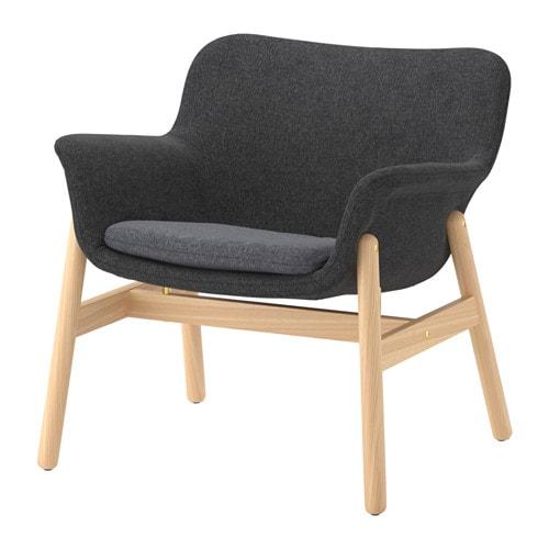 Sessel ikea grau  VEDBO Sessel - IKEA