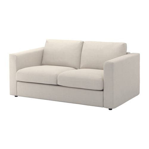 VIMLE 2er-Sofa - Gunnared beige - IKEA