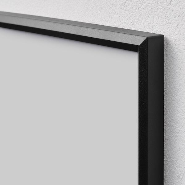 YLLEVAD Collage-Rahmen für 4 Fotos, schwarz, 21x41 cm