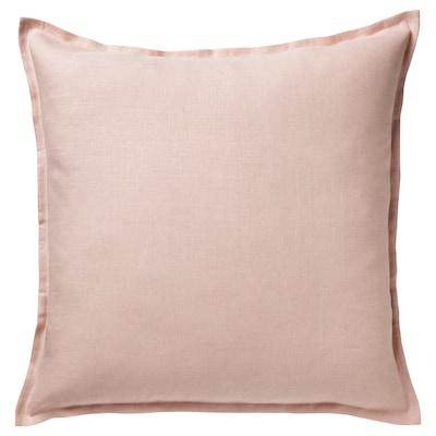 AINA Cushion cover, light pink, 65x65 cm