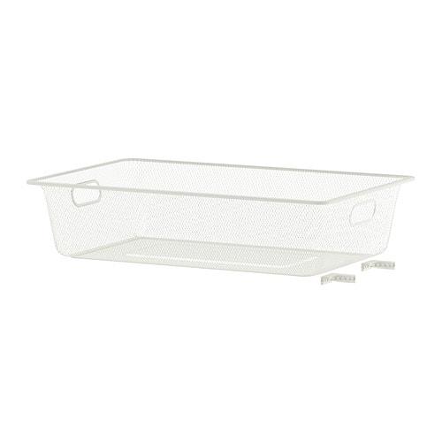 algot mesh basket - 38x60x14 cm