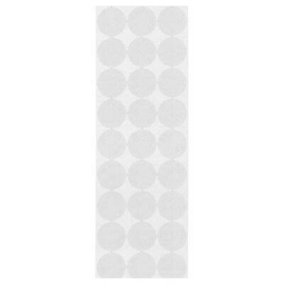 ANNAKLARA Panel curtain, white, 60x300 cm