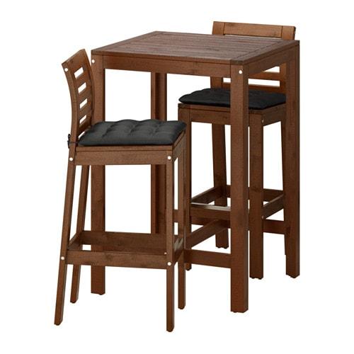 ÄpplarÖ Bar Table And 2 Stools