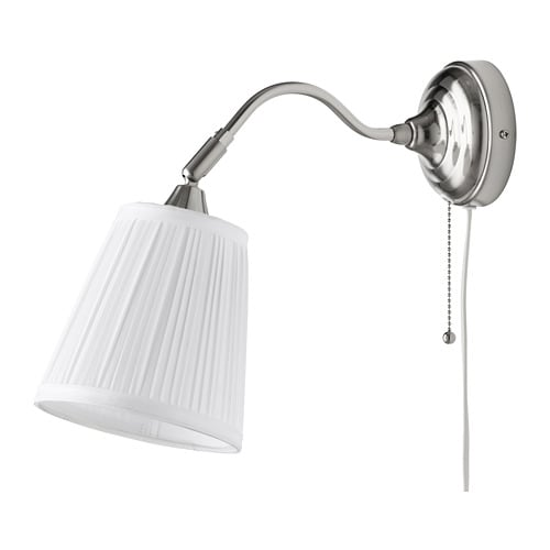 Rstid wall lamp ikea - Applique bagno ikea ...
