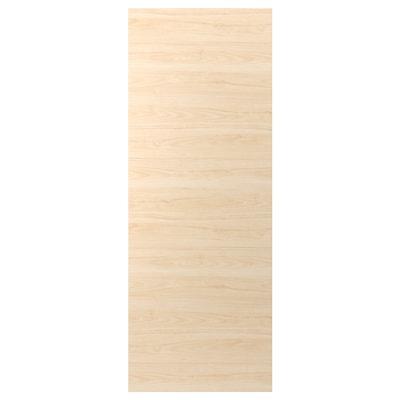 ASKERSUND Cover panel, light ash effect, 91x244 cm