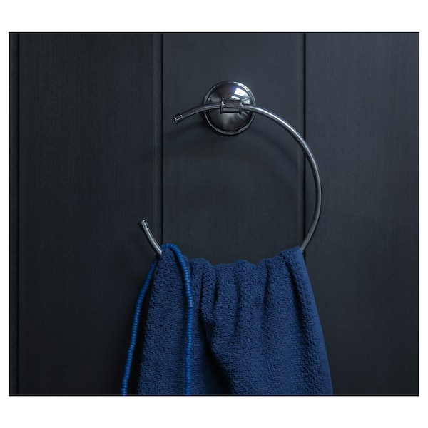 BALUNGEN towel holder chrome-plated 21 cm 24 cm 4 kg