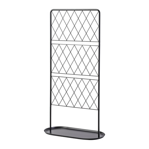 bars trellis with base plate ikea. Black Bedroom Furniture Sets. Home Design Ideas