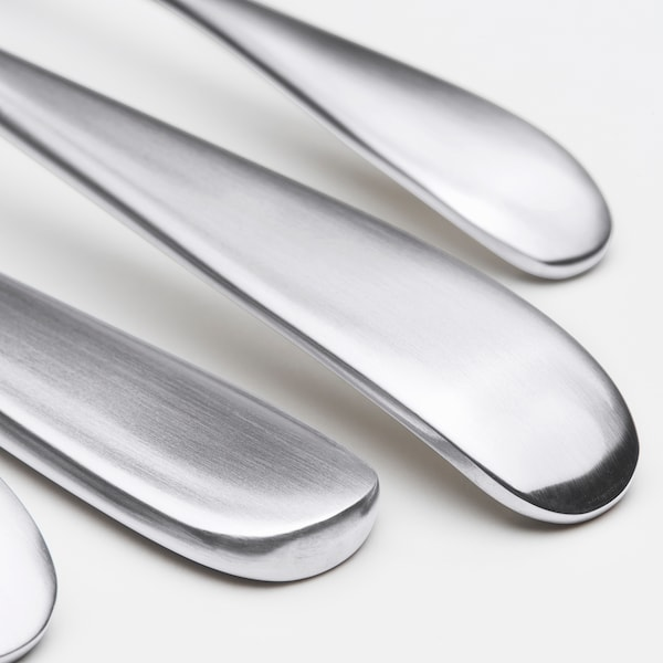 BEHAGFULL 24-piece cutlery set stainless steel