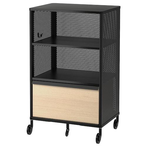 IKEA BEKANT Storage unit with smart lock