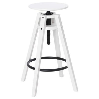 BENGTERIK bar stool white 110 kg 37 cm 50 cm 30 cm 63 cm 74 cm