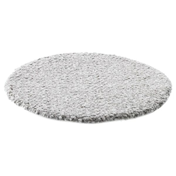 BERTIL chair pad grey 33 cm
