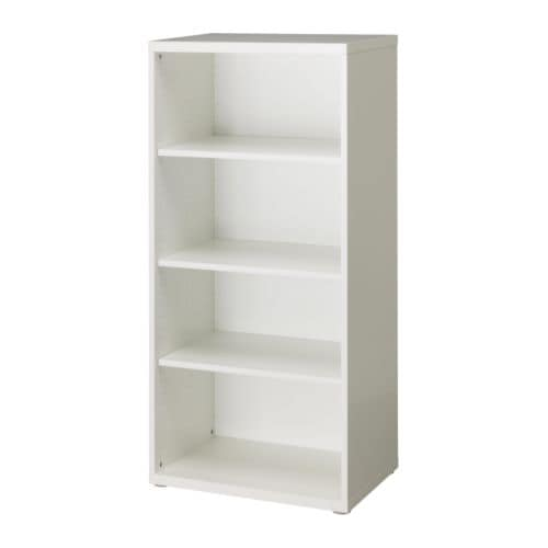 unit IKEA The shelves are adjustable so you can customise your storage