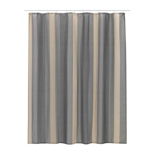 BJ RN N Shower Curtain IKEA