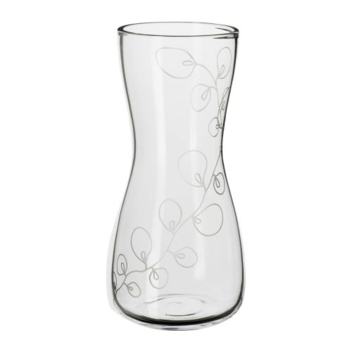 BLOMSTER Vase IKEA Mouth blown; each vase has been shaped by a skilled craftsman.