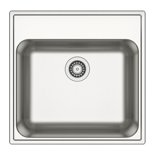 Ikea Neuheiten Kinderzimmer ~ BOHOLMEN Single bowl inset sink IKEA 25 year guarantee Read about the